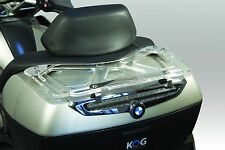 BMW K1600 GTL & Exclusive Topcase Reling Gepäck Reling , ohne Bohren