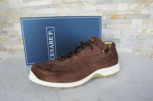 Star P Lacets Chaussures paciotti 9 Marron Baskets 43 Cesare Neuf wTxv10Pq0