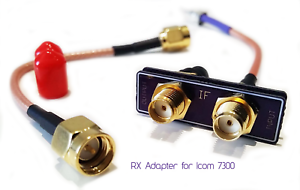 Details about RX Adapter for ICOM IC-7300 ( RX7300 - SMA )
