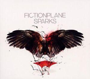 FictionPlane-Sparks-2010-CD-NEW-SEALED-Digipak-SPEEDYPOST