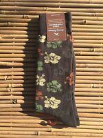 Tommy Bahama Flower Socks Mens