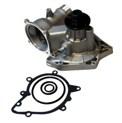 For BMW E31 840Ci E38 740iL 4.0L Engine Water Pump /& Gasket Metal Impeller GMB