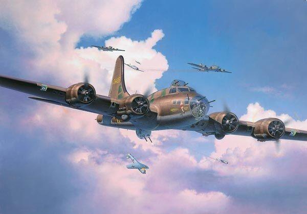 Para tu estilo de juego a los precios más baratos. Revell 04297 B-17F' Memphis Memphis Memphis Belle ' Avión Kit de Plástico 1 48 Escala T48 Post  presentando toda la última moda de la calle
