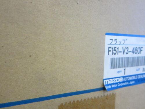 MAZDA RX-8 CRYSTAL WHITE NEW OEM REAR MUD GUARD SET F151-V3-460F-85 #JG