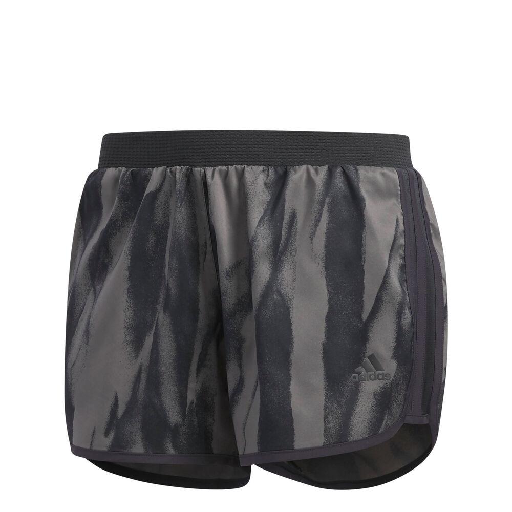 Adidas Femmes Sports Short De Course Pantalon De Formation M10 Icône Gym Fitness Cf2171