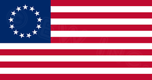 3x5-FT-POLYESTER-US-AMERICAN-BETSY-ROSS-13-STAR-USA-HISTORIC-FLAG
