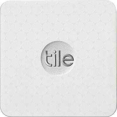 Tile - Tile Slim Bluetooth tracker (4-Pack) - White