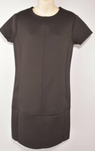 Polo RALPH LAUREN Vestido Recto Negro, Size UK 8