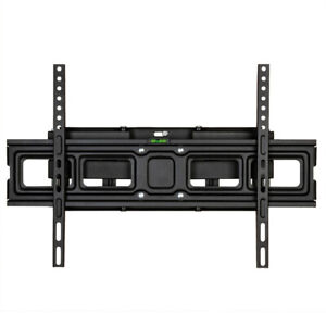 32-70-034-TV-Wall-Mount-Full-Motion-Corner-TV-Mount-Swivel-Bracket-Large-Base-Chic