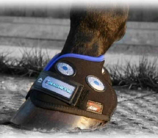 Verotus 4 Hour MAGNETIK HOOF Stiefel - Magnetic Magnet Therapy Healing Over Reach