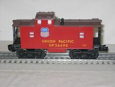 Lionel 36690 Union Pacific UP Illuminated Red Caboose for O/027 gauge 2012