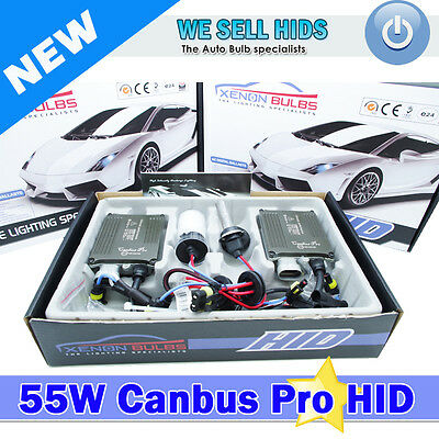 55W CAN BUS PRO KIT H7 HID XENON CONVERSION  Volvo S40 S60 C70  V70 XC70  C30