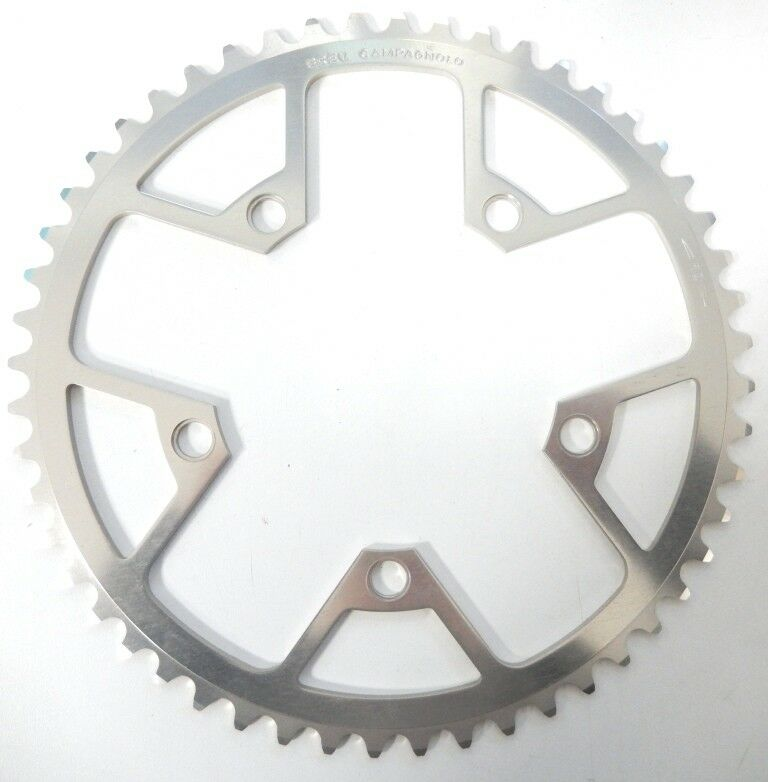 PLATEAU CAMPAGNOLO VICTORY ALUMINIUM 116 BCD 52 DENTS NEUF ( CHAINRING )