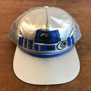 55f7899230a Image is loading Star-Wars-R2D2-Lucas-Film-Official-Snapback-Baseball-