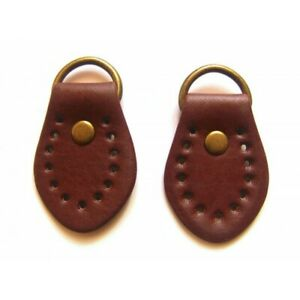 Pair-of-synthetic-leather-loops-for-Anse-de-sac-35mmx50mm-brown
