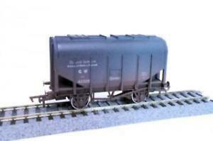 Dapol-4F-036-022-OO-Gauge-GWR-Bulk-Grain-Hopper-Avonmouth-42320-Weathered