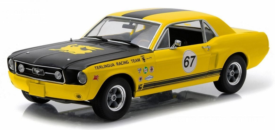 Grünlight 12934 shelby terlingua mustang 1967.   31 18 nein - auto