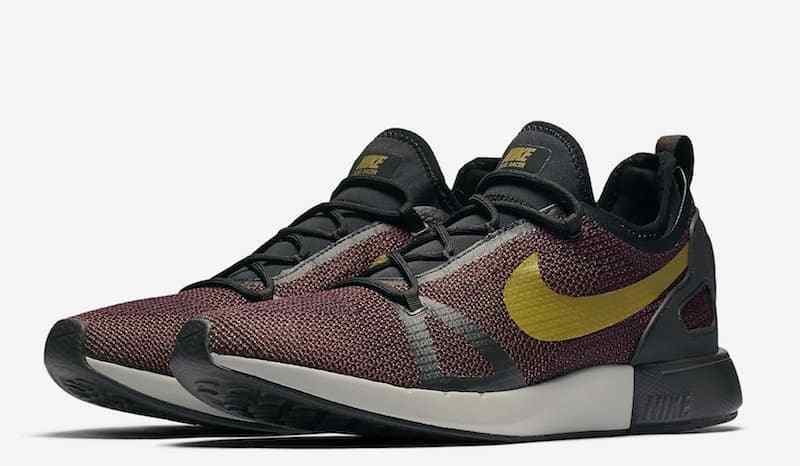 NEW NIKE DUEL RACER (PURPLE/BORDEAUX) - MEN'S SHOES SIZE 12 (918229-601)