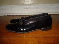 Manley Blacker Vintage Opera Shoes/ US 10/ Black (Patent Leather)