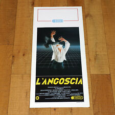 L'ANGOSCIA locandina poster affiche Bigas Luna Angustia R5