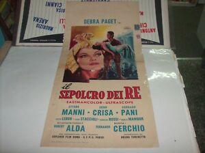 El-Tumba-de-Re-Cartel-Original-1963-Debra-Paget