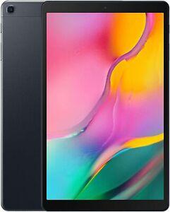 "Samsung Galaxy Tab A T510 10.1"" 32GB Black (WiFi) LCD White Spots 60Day Warranty"