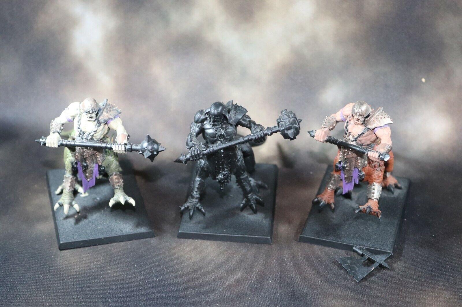 Warhammer AOS Fantasy Destruction Ogors Dragon Ogres