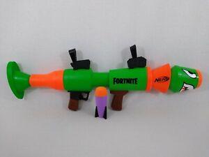 Nerf Fortnite RL Rocket Launcher Gun Blaster with Missile Rocket Bullet