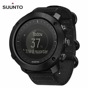 Suunto Traverse Alpha GPS Watch | Stealth | Watches for ...  |Suunto Military Gps Watches