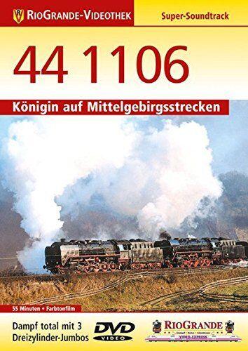 DVD 44 1106 - Königin auf Mittelgebirgsstrecken (K9)