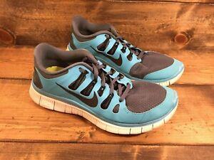 nike free 5.0 breathe Nike Free 5.0 + Breathe Women's Running Shoes US Size 6 Mint/Gray ...