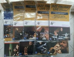 Jazz-Italiano-Live-Rewind-nr-9-CD-Cofanetto-PP-112