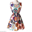 Women-Boho-Floral-Chiffon-Midi-Dress-Sleeveless-Evening-Party-Beach-Sundress thumbnail 24