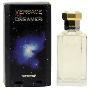 VERSACE-034-The-Dreamer-034-After-Shave-Lotion-ml-50-VINTAGE-e-RARO