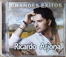 Ricardo Arjona - Grandes Exitos (CD, 2014) NEW - Ö