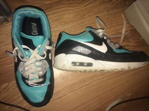 best sneakers 65798 76843 Image is loading NIKE-ID-AIR-MAX-90-WOMENS-UK-SIZE-