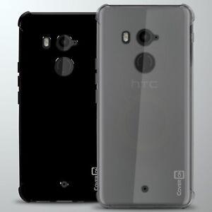 For-HTC-U11-Plus-Case-Slim-Fit-Flexible-TPU-Rubber-Gel-Phone-Cover