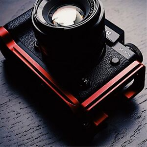 Details about Quick Release L Plate Bracket with Hand Grip Fr Fuji X T3  Fujifilm XT3 ARCA Swis