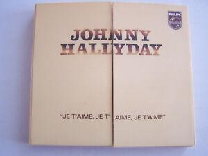 CD-ALBUM-DE-JOHNNY-HALLYDAY-JE-T-039-AIME-FICHE-LIVRET-COMME-NEUF