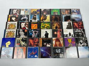 CD-Sammlung-Alben-42-Stueck-Rock-Pop-Hits-siehe-Bilder-u-a-Robbie-Williams