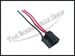 Details about UNIVERSAL 3 PRONG H4 HEADLIGHT WIRING SOCKET PIGTAIL on