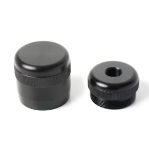 Details about Maglite D Cell Cap Set 1/2