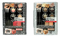 Markwins The Color Workshop Makeup Kit Gift Set Eye Shadows/pencils Blush Gloss