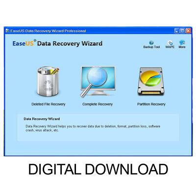 Marchio Di Tendenza Recuperación De Datos Profesional Easeus Data Recovery Recuperar Archivos