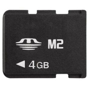 M2-Card-4GB-Memory-Stick-Micro-For-Sony-Ericsson-Cell-Phone-PSP-Go