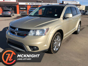 2011 Dodge Journey - V6, Bluetooth, Sunroof, Low KM! Must See!