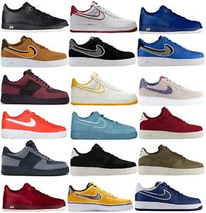 pas cher pour réduction e5149 13a16 Details about Nike Air Force One 1 Low Sneaker Men's Lifestyle Shoes