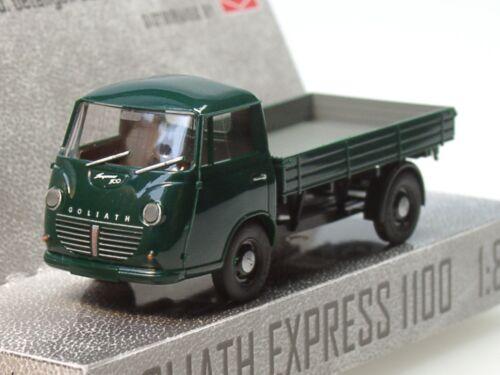 94201-1:87 Busch dunkelgrün DreiKa Goliath Express 1100 Pritsche