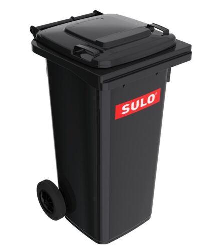 Sulo Mülltonne 120L - Abfall Tonne gelb,blau,braun,blau,schwarz,rot, orange