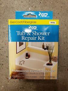 Tub And Shower Repair Kit Works With Gel Coat Fiberglass